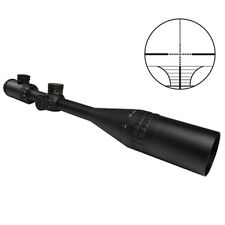 Trinity 10-40x50 Tactical Rifle Scope + Sunshade + Rings For Remington 770 700
