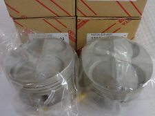 Genuine Toyota MR2 SW20 Celica ST202 - Set of 2 Standard (Mark 2) 3SGE Pistons
