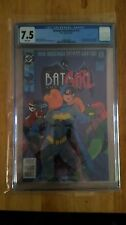 BATMAN Adventures#12 1ST HARLEY QUINN CGC 7.5 SUICIDE SQUAD Movie1 Batgirl Joker
