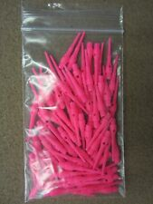 100 Magic Pro Point Dart Tips Standard Pink w/ FREE Shipping