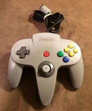 Official Nintendo 64 N64 Controller! ~ Very Tight Joystick! ~ Authentic OEM ~