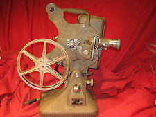 Vintage Keystone K160 8mm Film Projector for parts or repair