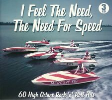I FEEL THE NEED, THE NEED FOR SPEED 3 CD BOX SET - AT THE HOP, REEPETITE & MORE