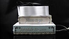 Stacked Memo Pads Set of 3 Places To Go People To See Bow Tri-Coastal Design