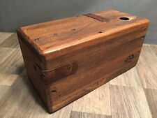 Wooden Rustic God Box Great Decor Piece Designed For Prayers And Concerns