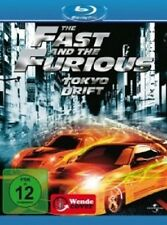 THE FAST AND THE FURIOUS: TOKYO DRIFT BLU-RAY NEU LUCAS BLACK,BOW WOW,N. KELLEY