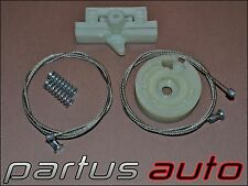 FIAT Fiorino PEUGEOT Bipper Window Regulator Winder Repair Kit FRONT LEFT