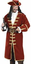 Captain Morgan Blackheart Pirate Costume Adult Deluxe Buccaneer Swashbuckler