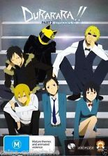 DRRR!! Durarara!! The First Season: Part 2: Episodes 10-17 (Japanese Anime)