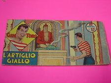 GIM TORO Striscia SERIE COMPLETA 1 / 42 Ediz. Dardo 1952 ORIGINALE!!