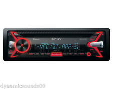 Sony MEX-N5100BT CD MP3 Bluetooth Car Stereo USB Aux-In iPod iPhone - REFURB
