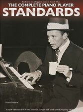 Complete Piano Player Standards Play MOON RIVER Always on my Mind Music Book