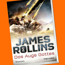 James Rollins | Das Auge Gottes | SIGMA-Force Band 9 (Buch)