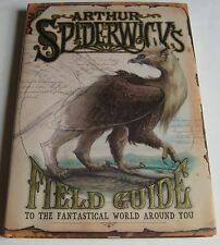 Holly Black, Tony DiTerlizzi SPIDERWICK'S FIELD GUIDE 1st SIGNED x 2