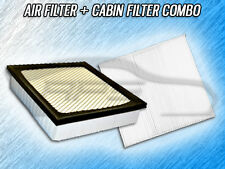 AIR FILTER CABIN FILTER COMBO FOR 2013 2014 2015 JEEP GRAND CHEROKEE NON-DIESEL