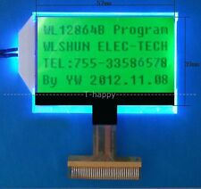 12864B Dots Matrix Graphic LCD Display Screen F/ ESR METER Transistor Tester