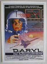 Filmplakatkarte cinema  D.A.R.Y.L. - Der Außergewöhnliche  Barret Oliver