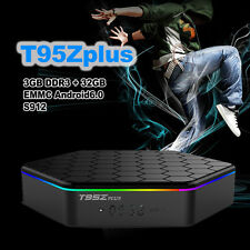 3G32G T95Z Plus S912 Octa Core Android 6.0 TV Box KD Dual WIFI 4K Media Player