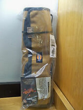NEW DICKIES WORKGEAR 57006 LARGE TOOL WRENCH ROLL POUCH TAN GREY FREE 1STCLSS&H
