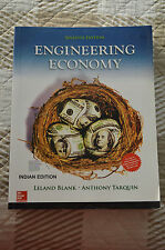 Engineering Economy by Leland Blank and Anthony Tarquin