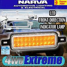 NARVA 95202 LED INDICATOR AMBER L.E.D FRONT MODEL 52 LAMP LIGHT FOR ARB BULL BAR