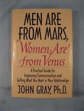 Men Are From Mars Women Are From Venus Book 1992 By John Gray Harper Collins (O)