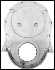 BBC CHEVY ALUMINUM TIMING CHAIN COVER  ALUMINUM # S-8422 COVER ONLY