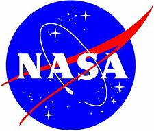 Nasa Seal USA Space Cosmos Logo Vinyl Sticker Decal by Atomic Market