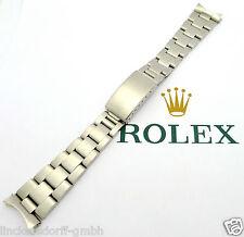 Rolex señores Oyster pulsera 78350 en acero inoxidable - 19mm-Daytona - 1980er años