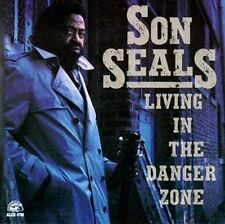 Living in the Danger Zone by Son Seals (CD, May-1993, Alligator Records)