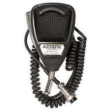 ASTATIC 636L CB / Ham Radio Microphone 4 pin 636 L Mic AUTHORIZED Astatic Dealer