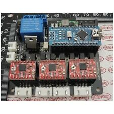 Laser engraving machine CNC cnc USB control board , Stepper Motore Driver