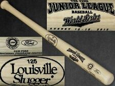 2012 JUNIOR LEAGUE WORLD SERIES,TAYLOR MICHIGAN~NEW MINI SOUVENIR BASEBALL BAT