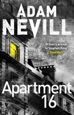 ADAM NEVILL ___ APARTMENT 16 ___ NUOVO ___ UK SPEDIZIONE GRATIS