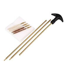 Cleaning Supplies Kit 4.5mm 5.5mm Brush Tools Set for Airgun Rifle Shotgun Stock