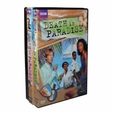 Death in Paradise; Combo SET! Seasons 1- 2- 3 BBC, DVD 6 Disc, Free USA Shipping