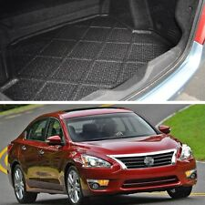 Waterproof Car Boot Cargo Trunk Mat Liner Tray for Nissan Altima Teana 2013-2015