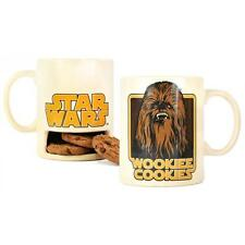 Star Wars - Chewbacca Cookie Compartimento Taza - & Oficial Lucasfilm Ltd