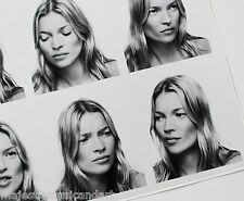 KATE MOSS by CORINNE DAY 2006 ORIGINAL LONDON GALLERY LITHO POSTER MINT