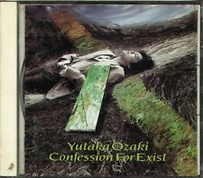Yutaka Ozaki - Confession For Exit - Japan CD - J-POP - 11Tracks