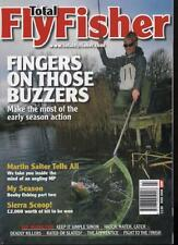 TOTAL FLY FISHER MAGAZINE - March 2008