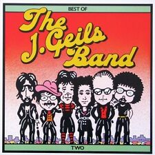 """12"""" The J. Geils Band Best Of Two (Monkey Island, Stop Down) 80`s Atlantic"""