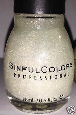 SC SINFUL COLORS PROFESSIONAL NAIL POLISH # 859 SMOKING HOT! HOLOGRAPHIC GLITTER
