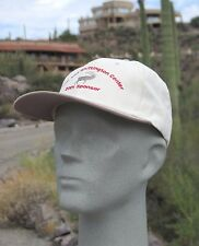 Vintage NRA Hat Cap, Whittington Center Sponsor, Hunting, Goat Caribou Dall