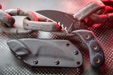 TOPS Devil's Claw Personal Defense Fixed Blade Tactical Knife DEVCL-01 New