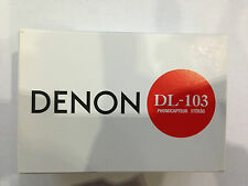 Denon model DL-103 Low Output MC Cartridge, Made in Japan