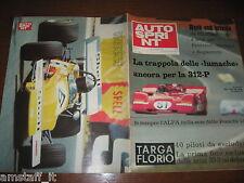 AUTOSPRINT 1971/25=ICKX=JACKIE STEWART=ZANDVOORT=VACCARELLA 512M JUNCADELLA