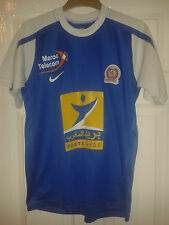 Mens Football Shirt - Kawkab Marrakech - Morocco - Nike - Blue - XL Away - RARE
