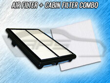 AIR FILTER CABIN FILTER COMBO FOR 2013 2014 2015 ACURA RDX - 3.5L MODEL ONLY