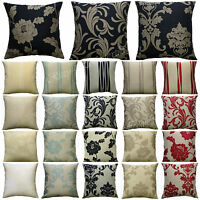 Cushion covers 18x18 Inch 45x45 cm luxury vintage style embossed soft new